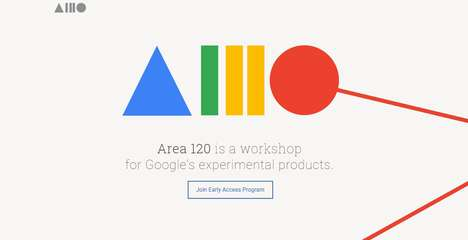 Advanced Beta Testers - Interested Participants Can Sign Up for Testing Google's Area 120 Projects