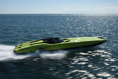 Sportscar Companion Speedboats