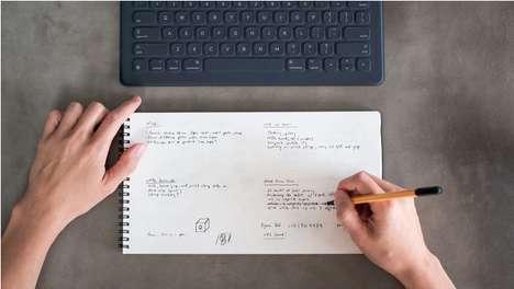 Panoramic Designer Notebooks