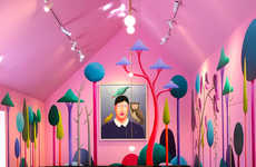 Surreal Party-Themed Cafes - Cafe Party is a New Addition to the Jupiter Artland Sculpture Park