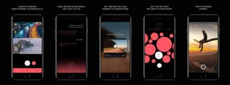 Intelligent Movie-Making Apps