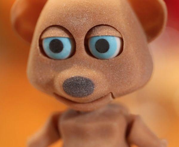 Interactive Bear Toys