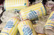 Boozy Canned Lemonades