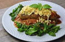 Vegan-Friendly Italian Dishes - This Recipe for Seitan Parmigiana Uses Only Plant-Based Ingredients