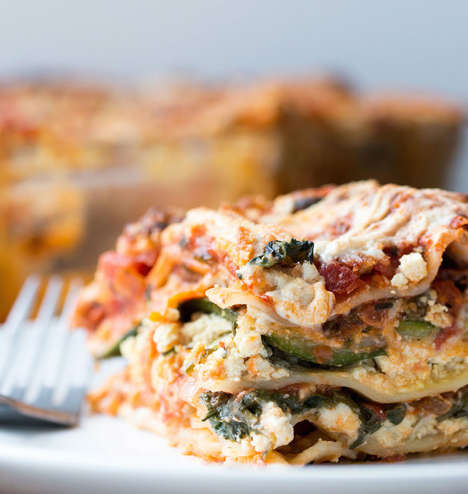 Plant-Based Lasagna Recipes