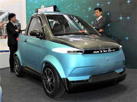 Two-Seater Electric Cars