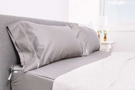 Zippered Fitted Bed Sheets
