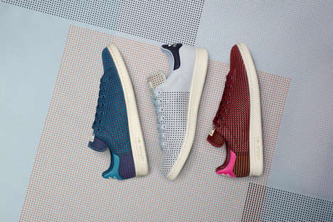 Textured Limited Edition Sneakers