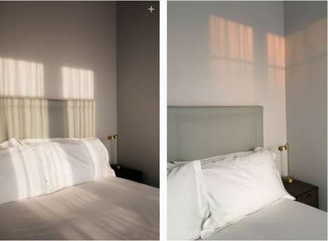Image-Projecting Lamps