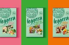 Healthy Single-Serve Pizzas - PizzaExpress' Healthier Pizza Range Includes a Portion for One