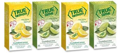 Premium Citrus Drink Crystals