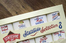 Americana Chocolate Sets