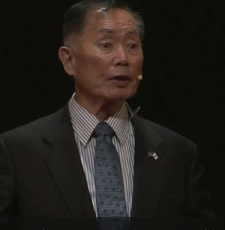 Upholding Democratic Ideals - George Takei Gives a Speech About His Love for American Democracy