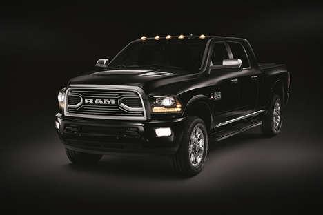 Luxury Pickup Trucks