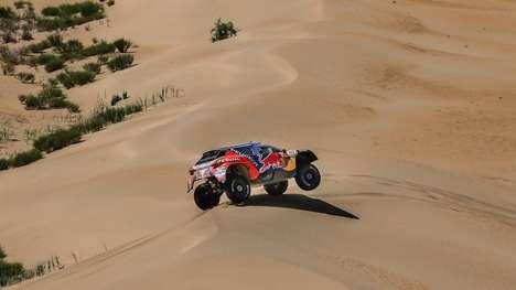 Rugged Rally Cars