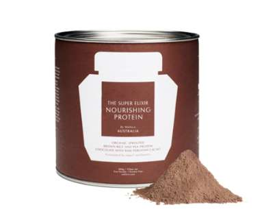 Pea-Based Protein Powder - The Super Elixir Nourishing Protein is an All-Natural Powder Alternative