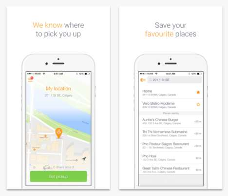 Female-Focused Rideshare Services