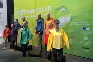 100% Recycled Jackets