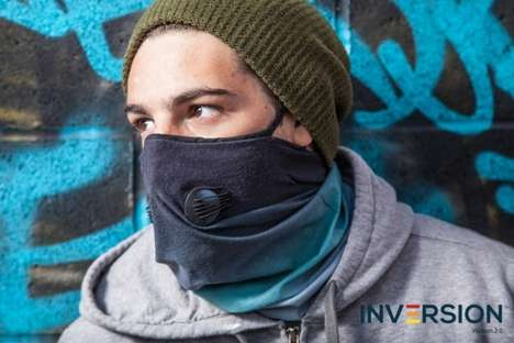 Face Warmer Filtration Masks