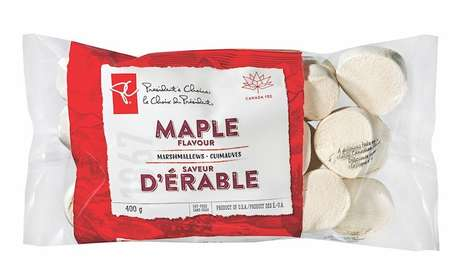 Maple-Flavored Marshmallows