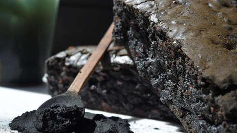 Detoxifying Charcoal Brownies