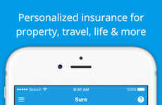 "AI-Powered Insurance Apps - 'Sure' Insurance Connects Users to an Intelligent ""Robo-Broker"" Agent"