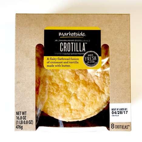 Croissant-Tortilla Mash-Ups