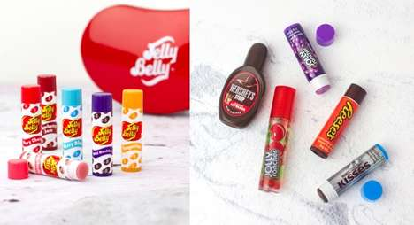 Iconic Candy Lip Balms