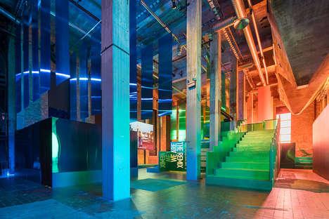 Diversity-Celebrating Architectural Installations