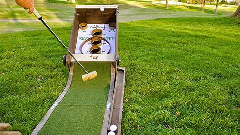 Arcade-Inspired Golf Games