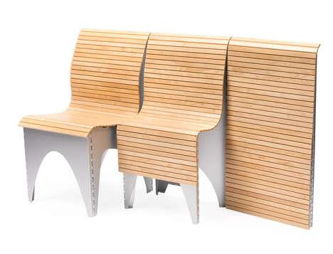 Modern Shape-Shifting Chairs