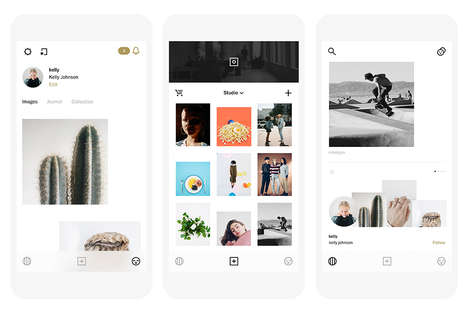 AI Photography Curators - The VSCO App is Introducing the Artificially Intelligent 'Ava'