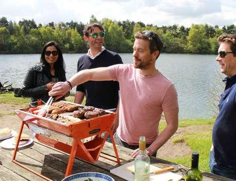 Modular Barbecue Grills