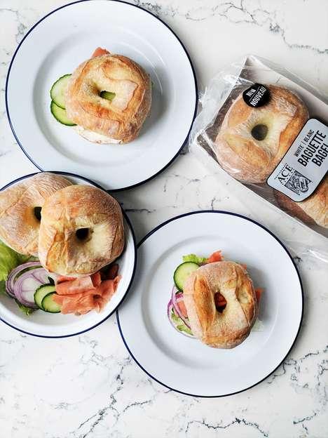 Baguette-Style Bagels
