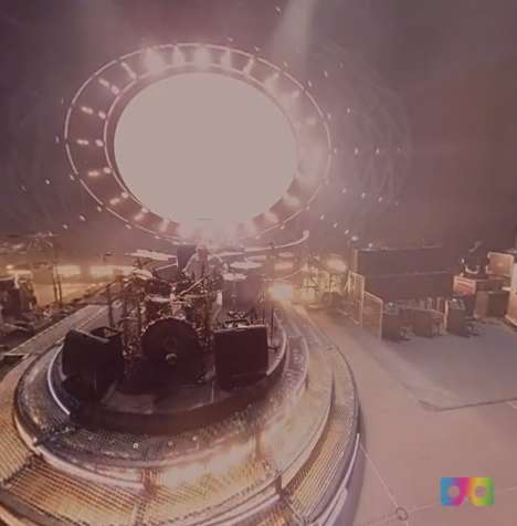 VR Concert Films - Queen is Now Sharing a 'VR the Champions' Experience Online