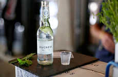 Cocktail-Inspired Alcohol-Free Sodas - The Duchess Sugar-Free Sodas Taste Like a Gin and Tonic