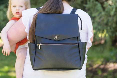 Fashionable Diaper Bags