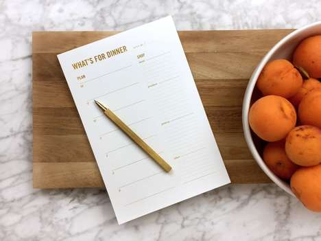 Meal-Planning Notepads