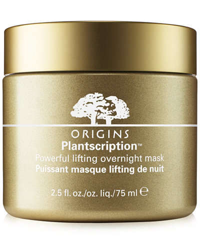 Skin-Lifting Overnight Masks
