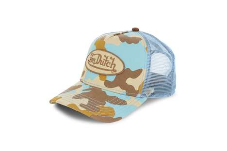 Relaunched Socialite Trucker Hats