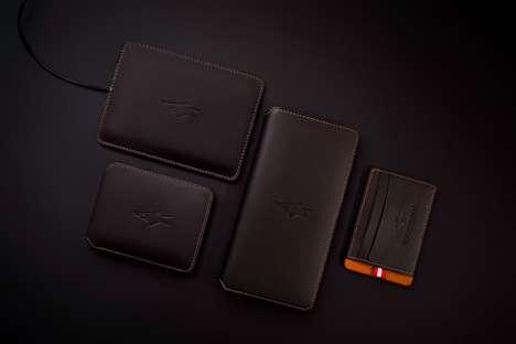 Smartphone-Charging GPS Wallets