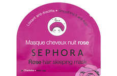 Overnight Creamy Hair Masks - Sephora's Hair Sleeping Mask Can Be Used For All Hair Types