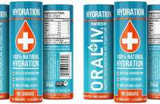 Supercharged Hydration Shots