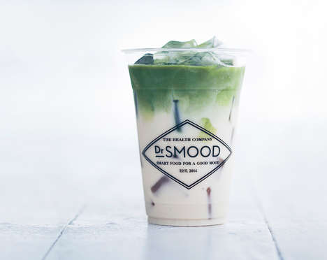 Dr Smood's Menu Emphasizes Smart, Dairy-Free Food and Beverages