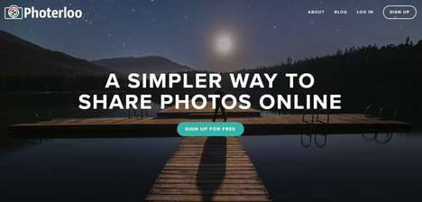 Automated Photography-Sharing Bots - Photerloo Labels Images with Keywords for Easier Sharing