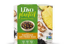 Vegan Grain Bowls - Luvo's Gluten-Free Planted Power Bowls Boast Globally Inspired Tastes