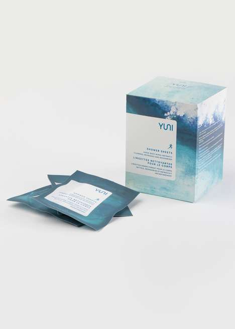 Biodegradable Body Wipes