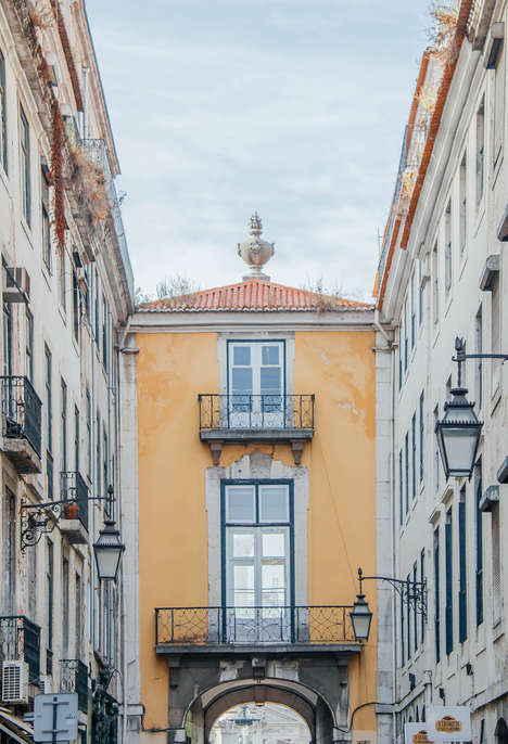 Portuguese Architecture Photography