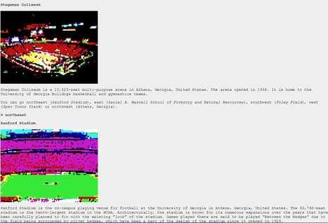 Pixelated Encyclopedia Adventures