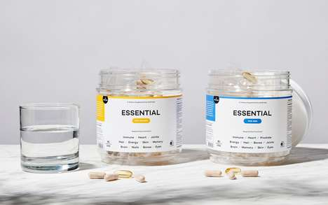Vegan Health-Supporting Supplements - GoSimple Offers High-Quality Nutrition-Focused Products